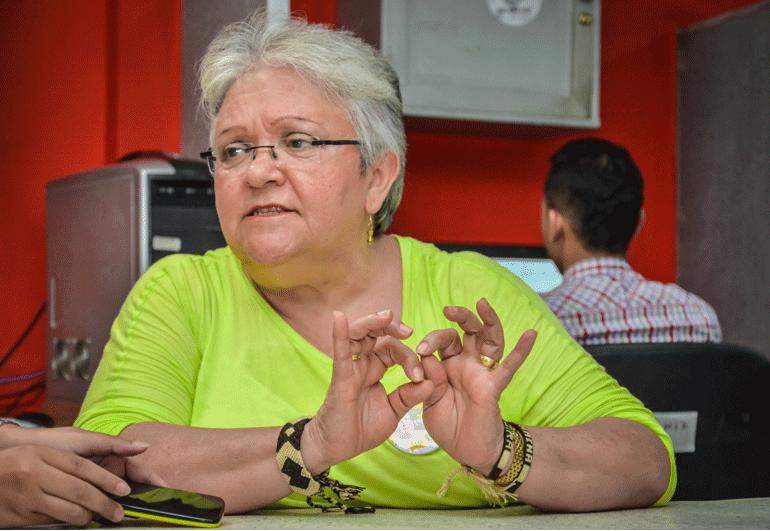 """Fue """"un atentado contra el proceso de paz"""": Imelda Daza UP"""