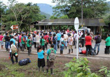 Campesinos e indígenas del Putumayo vuelven a lograr acuerdo con el gobierno