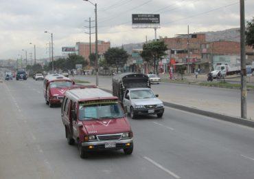 Recorte de rutas Soacha-Bogotá duplicaría costos de transporte de los usuarios