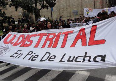 """""""Elección de rector de la Universidad Distrital es ilegítima"""" Estudiantes"""