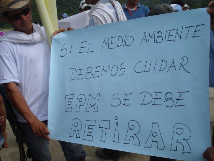 """Hidroituango: Hay que """"liberar el río"""" para evitar una catástrofe – Contagio Radio"""