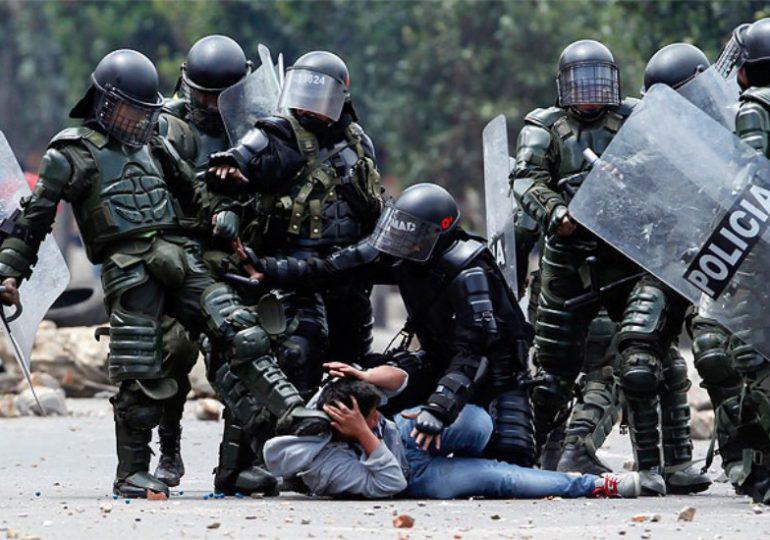 """Nuevo Código de Policía es """"totalmente arbitrario"""""""