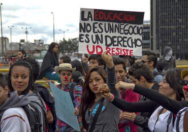 """Universidades Públicas marcharán contra """"Ser Pilo Paga"""" el 4 de Octubre"""