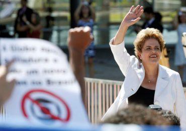 """Esto no es un juicio político """"es un golpe de Estado"""" Dilma Rousseff"""