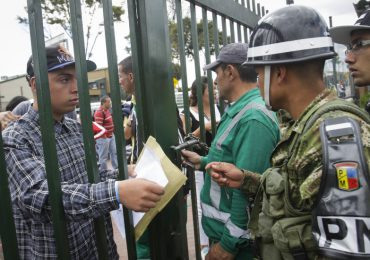 """Denuncian el regreso de las """"batidas"""" ilegales en Bogotá"""