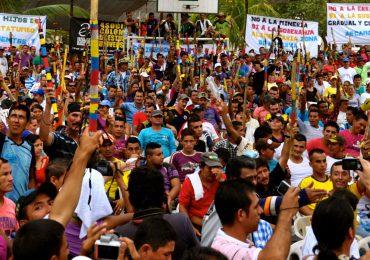 Estos son los puntos que Santos incumplió al movimiento Social