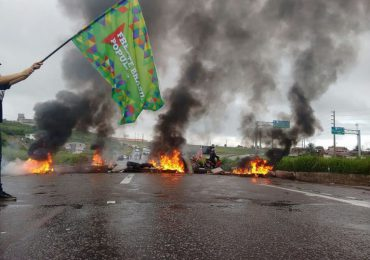 Protestas contra golpe de Estado en Brasil paralizan vías en 7 estados