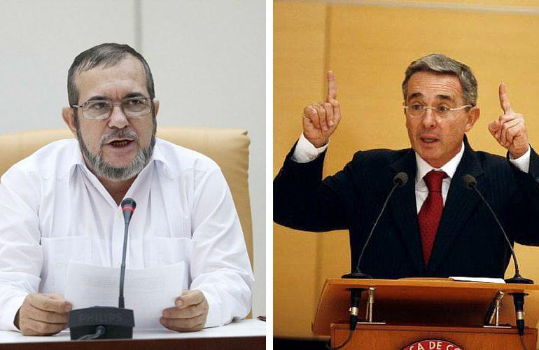 Timochenko, Uribe: ¿Por qué no hablamos todos?