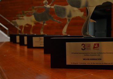 Estos son los ganadores del 3er Festival de cine por los DDHH