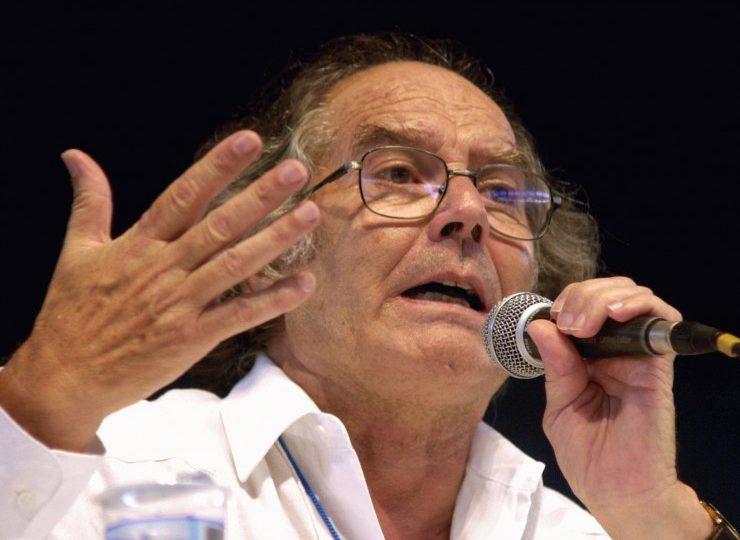 Colombia está llegando a límites de un genocidio: Nobel de Paz Pérez Esquivel