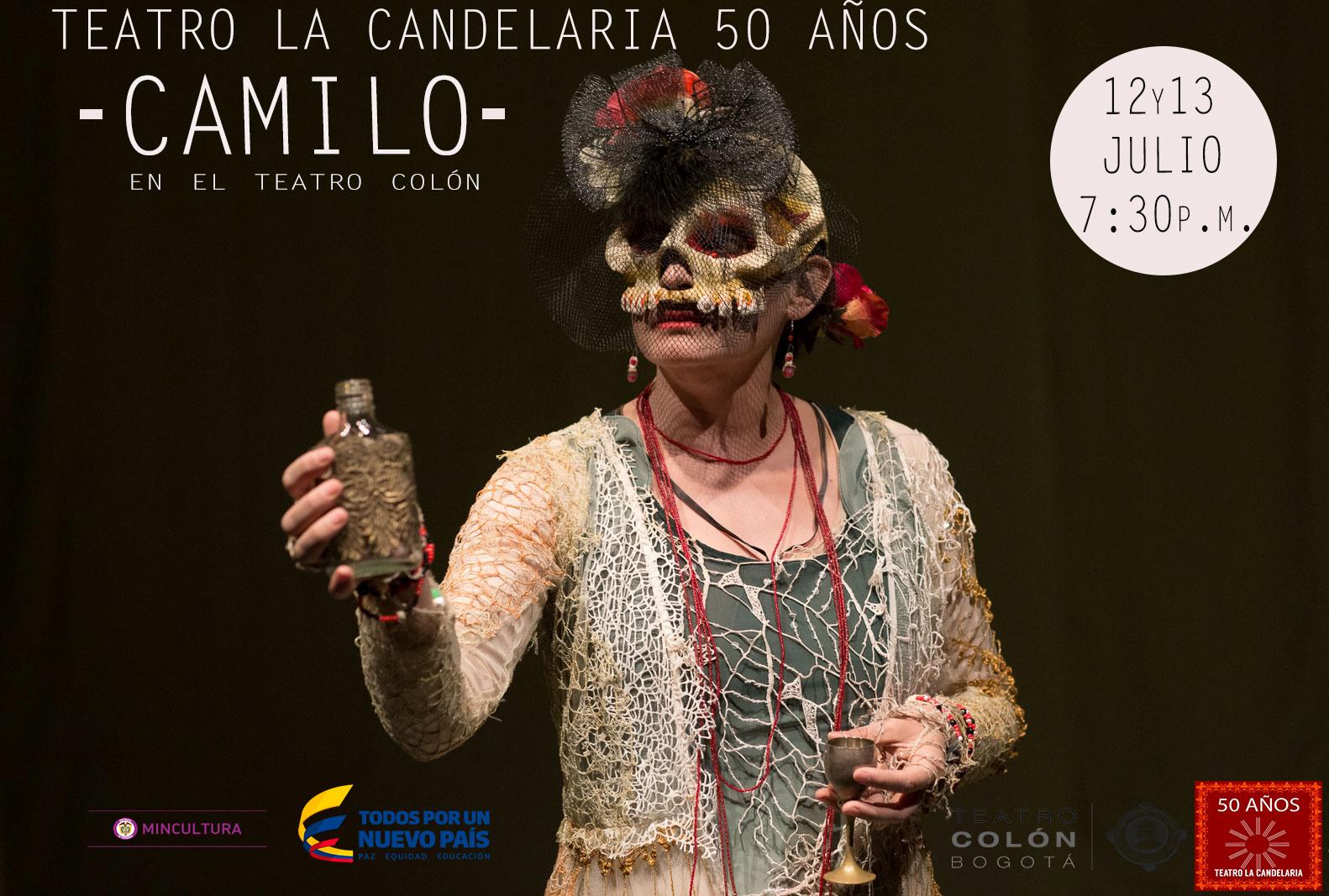 Afiche Camilo