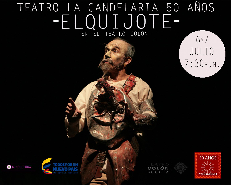 Afiche el Quijote