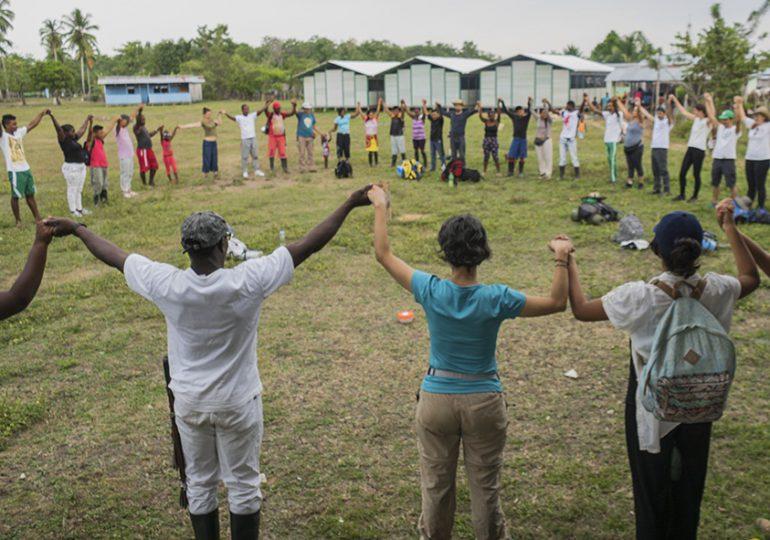 Avanza la Cátedra 'Sujetos Territoriales con Paz y Justicia Socioambiental' en el Bajo Atrato chocoano