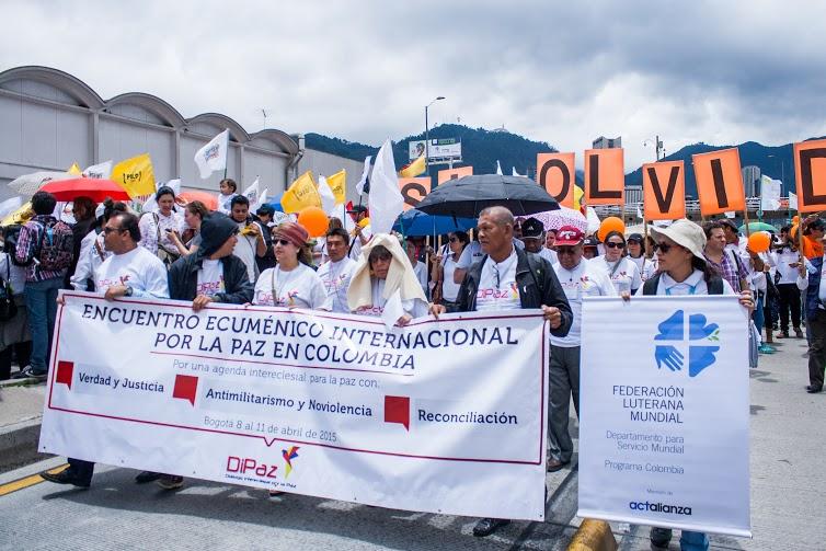 DiPaz presenta a la CEV  informe que revela afectaciones del conflicto armado a expresiones de fe