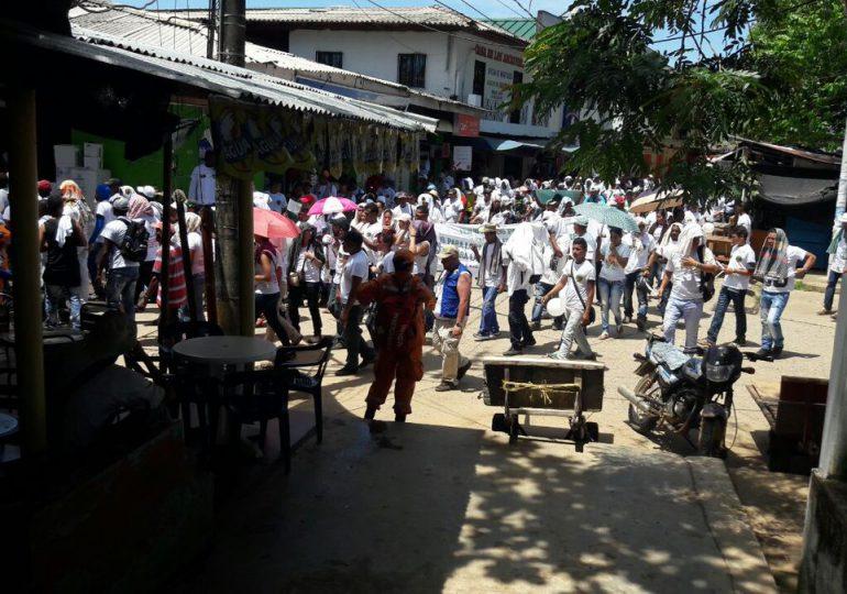 200 campesinos instalan refugio humanitario en El Bagre, Antioquia