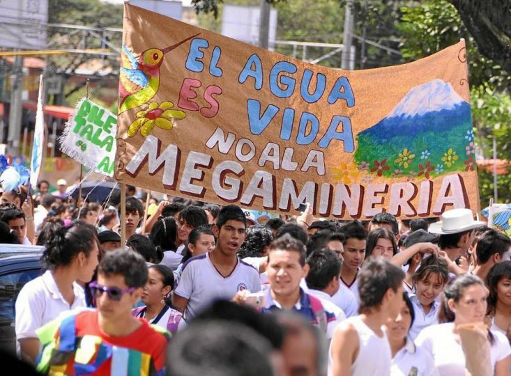 Colombian gov't refuses to offer protection for environmental activists