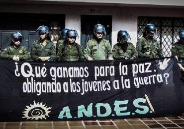 Servicio militar obligatorio es rechazado por los jóvenes en Colombia