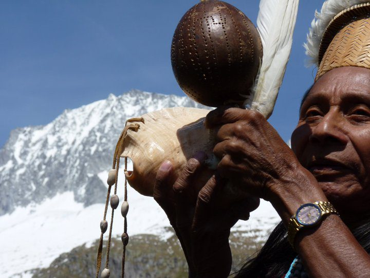 Las luchas de la Nación indígena U'wa