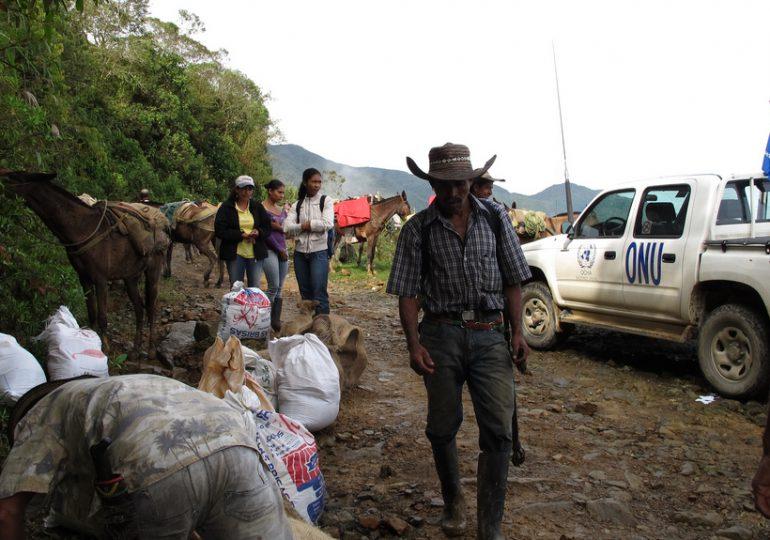 Campesinos de Briceño asumirán el reto de la sustitución de cultivos de uso ilícito