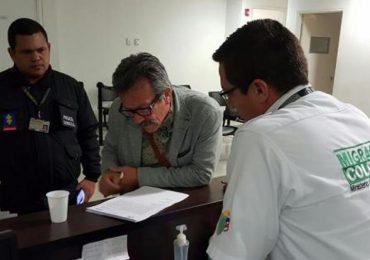 La carta de Carlos Velandia desde Paloquemao