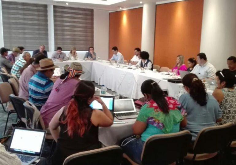 Se reactiva Comisión conjunta de DDHH para evitar más agresiones contra Minga Nacional