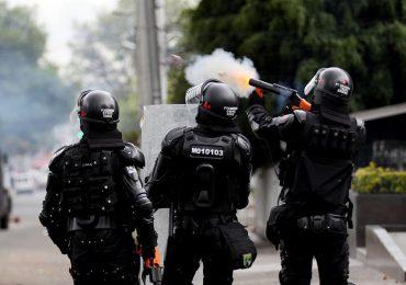 Violencia ejecutada por el ESMAD y la Policía en Yumbo, Valle del Cauca