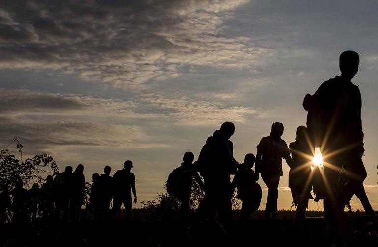 Refugiados y esclavitudes