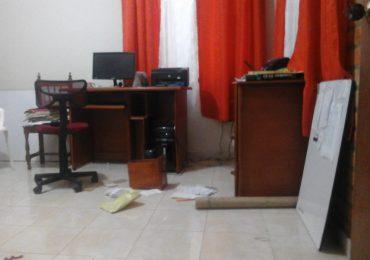 Roban información de víctimas en sede de la Comisión de Justicia y Paz