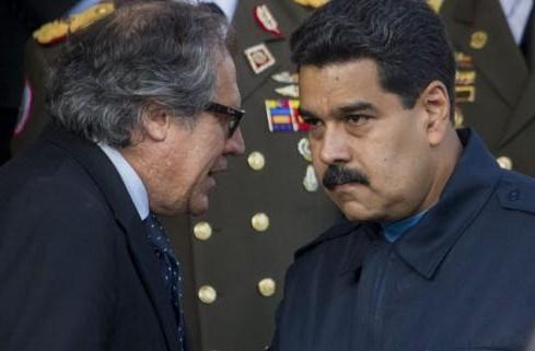 La OEA, la intervención y Venezuela