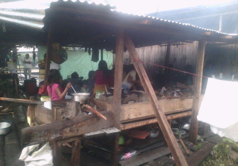 Gobierno continúa sin atender precaria situación de indígenas Wounaan desplazados