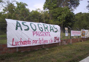 """""""Deben cuidarse, atentarán contra sus vidas"""": Gaula Santander a líderes de ASOGRAS"""