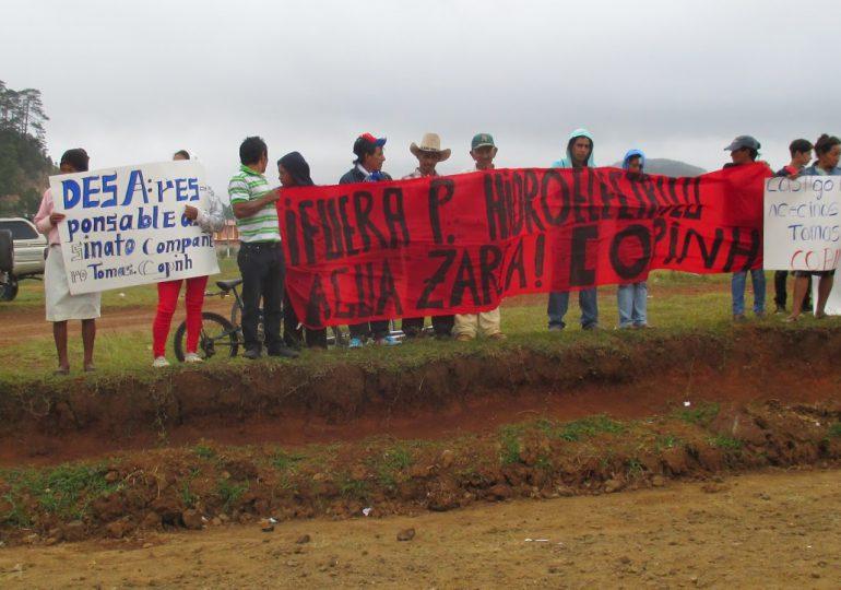 Asesinada otra lideresa ambiental integrante del COPINH