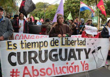 Víctimas de masacre de Curuguaty condenados a 30 años de prisión