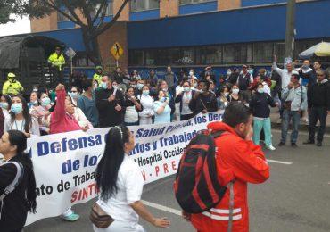 Se agudiza crisis en el Hospital de Kennedy