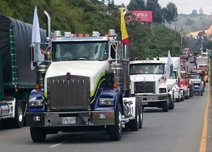 """""""Intentaron hacernos un falso positivo judicial"""" Camioneros"""
