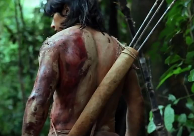 """""""Chamán, el último guerrero"""" primera película colombiana rodada en Putumayo"""