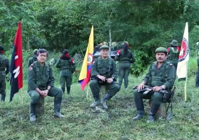 ELN anuncia cese de operaciones militares ofensivas desde el 9 hasta el 13 de Marzo
