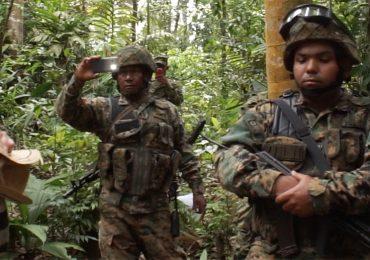 Militares panameños habrían instalado minas en territorio colombiano