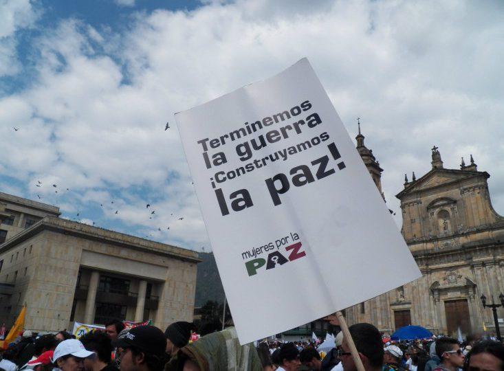 """""""El acuerdo que se haga con las FARC es un acuerdo de país"""""""