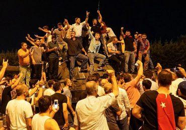La intentona golpista en Turquía