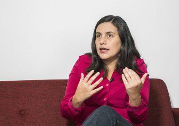 Verónika Mendoza en entrevista con Contagio Radio