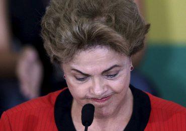 Los últimos días de Rousseff como presidenta de Brasil