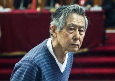 "Partido ""Fuerza popular"" buscaría cambiar Magistrados para liberar a Fujimori"