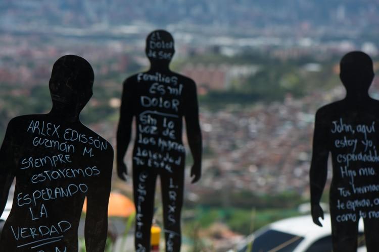 El Estado colombiano es el responsable del 84% de las desapariciones forzadas