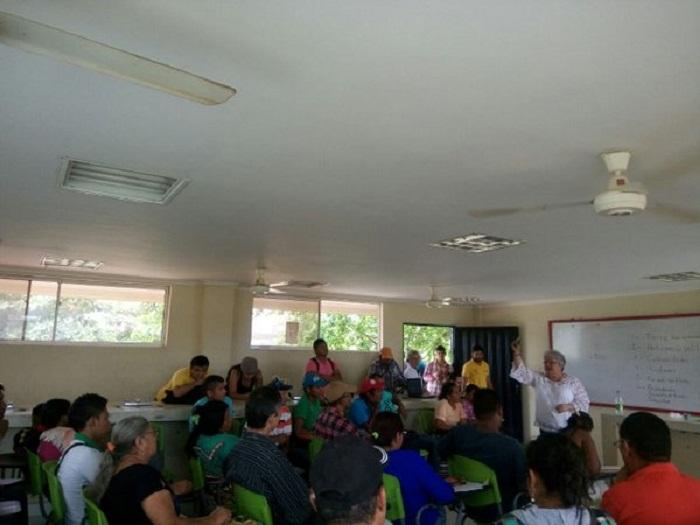 Así implementan la pedagogía de paz las comunidades en Tierra Alta