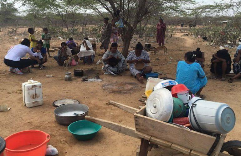 El Cerrejón desalojaría 80 indígenas para desviar Arroyo Bruno