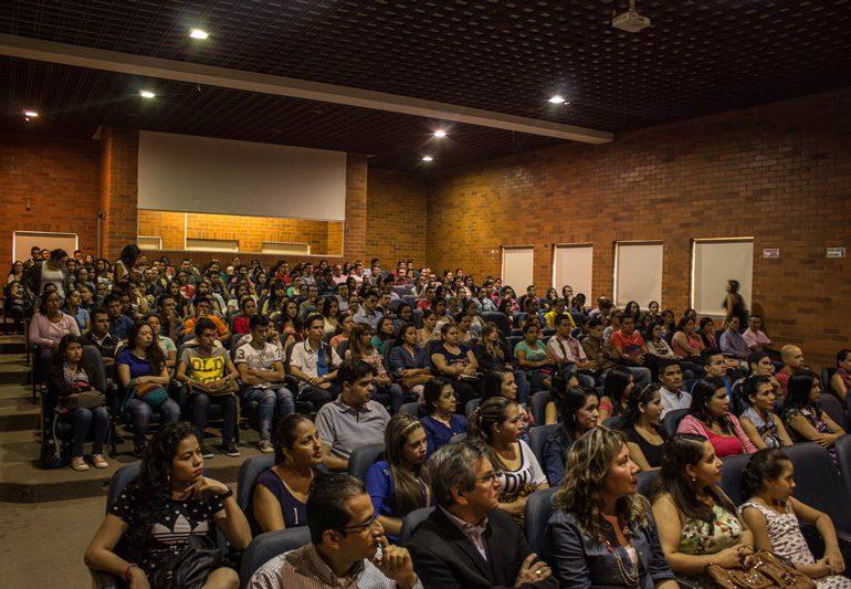 Inicia la Semana por la Paz en la Universidad Industrial de Santander