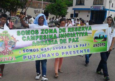 La apuesta por la vida de comunidades campesinas en Putumayo