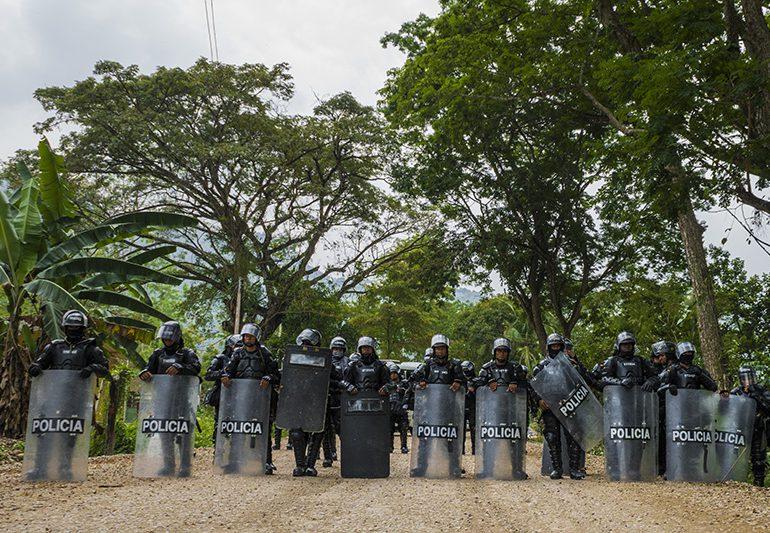 Erradicación forzada provoca múltiples violaciones de DD.HH. en Teteyé, Putumayo
