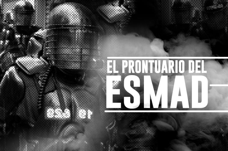 El prontuario del ESMAD